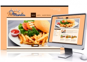Web Bar Los Morales